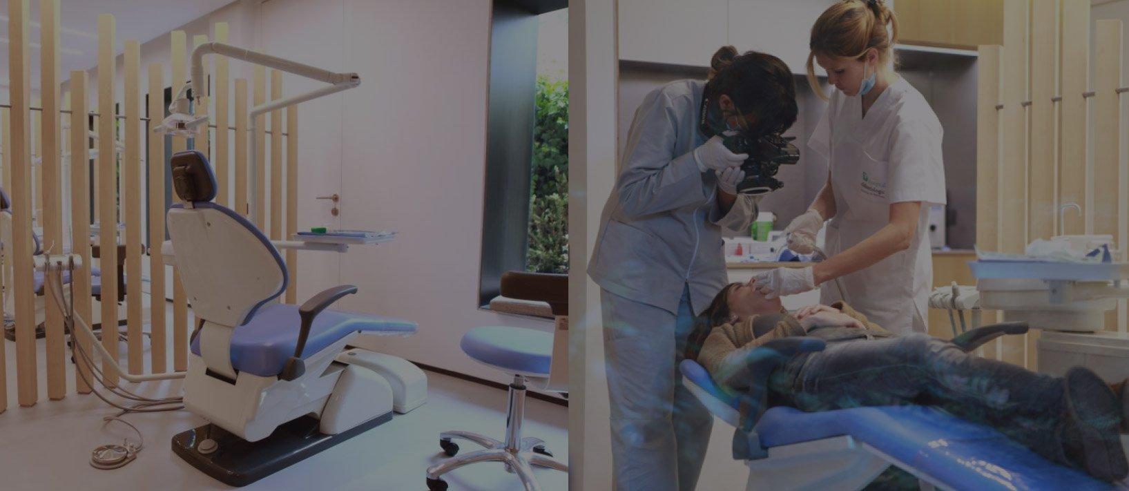 invisalign ortodoncia tres torres Barcelona instalaciones