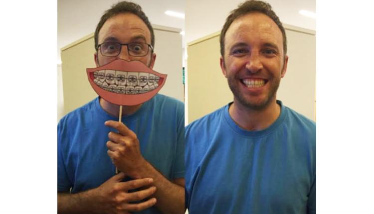 La sonrisa del mes, paciente de Ortodoncia Tres Torrres