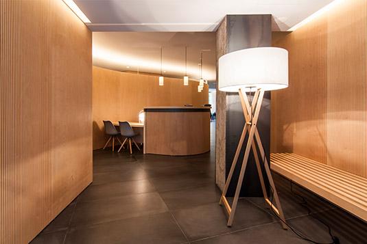 Invisalign Barcelona Clínica Ortodoncia Tres Torres instalaciones clínica Sant Cugat