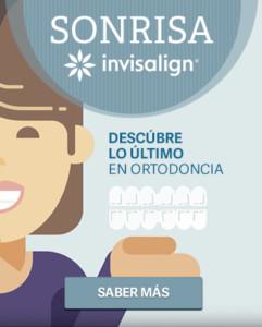 Invisalign, banner lob último en ortodoncia